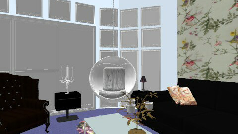 home - Glamour - Living room  - by linleycooper