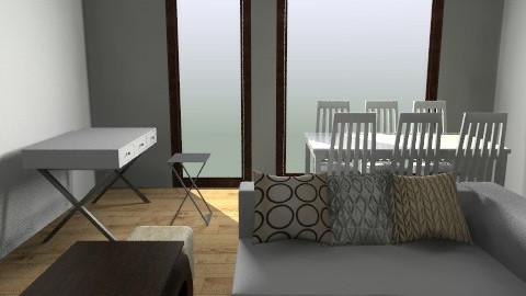 Lu2 - Glamour - Living room  - by Magdzik74