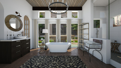 Open Bath - Classic - by Baustin