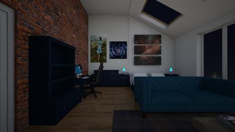Stargazing 2 - Bedroom  - by SammyJPili