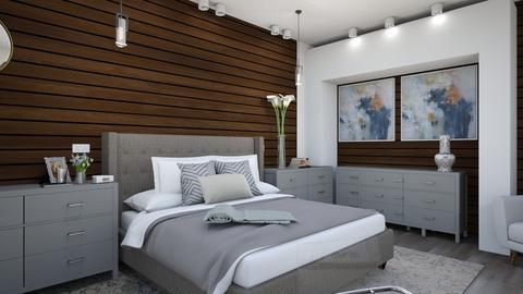 Look 1 - Bedroom  - by crafta20