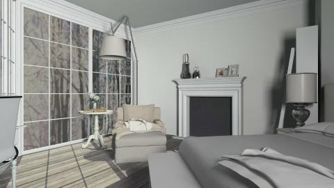 375 - Modern - Bedroom - by josephinesw