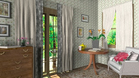 Crossing - Classic - Living room  - by Alternative