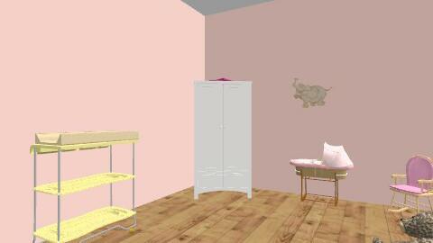 jamie - Glamour - Kids room  - by jamiemandik