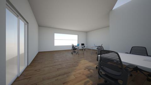 Lugar de Trabajo - Modern - Office - by EDUARDOPALMA