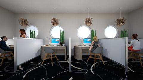 Interior Design Company  - Office  - by Wensday