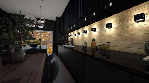 kitchen01 - Kitchen  - by Larasebt