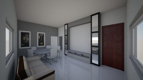 Sala  - Living room  - by Erika Salles