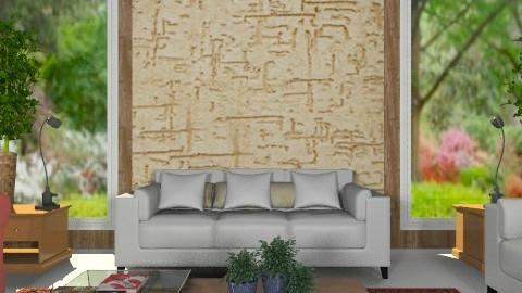 living 1 - Classic - Living room  - by ninaswiman