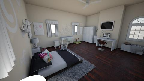 Room Idea - Bedroom - by fatima rangel