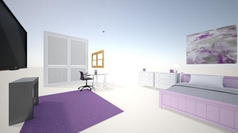 Dayziah Arnold  - Modern - Bedroom - by DCHSWheeler