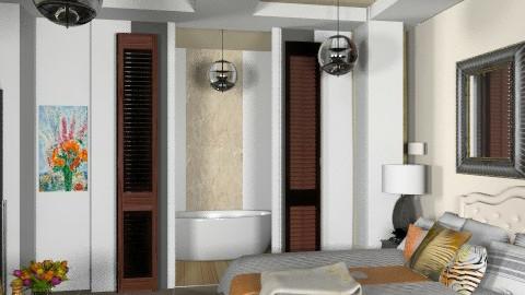 bed & bath - Modern - Bedroom  - by shelleycanuck