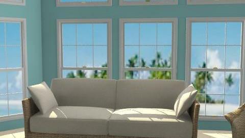 beach - Rustic - Living room  - by Ukulele
