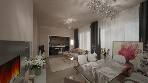 Apartment - by DMLights-user-1528115