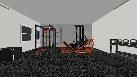 home gym - by rogue_2cd2b8d239c7d6752b2658baf0717