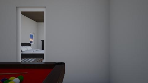 nonins bredroom - Bedroom  - by Nolin Moreno