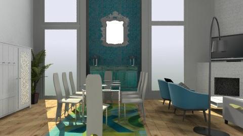 gb - Dining room - by juicygirl