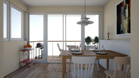 Family_kitchen_dini_v11_2 - Living room - by natajax