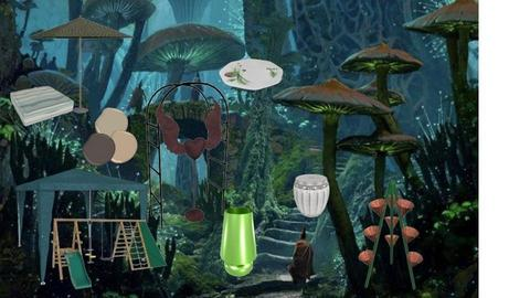 Shrooms - by Gab71892