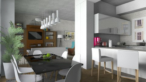 Loft - Modern - by Thrud45