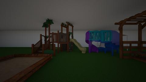 play ground - Garden  - by cookie123go123