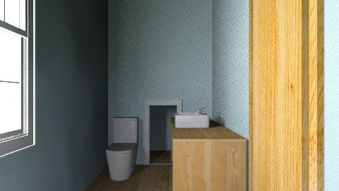 Upstairs remodel - Eclectic - Bathroom  - by gzanman