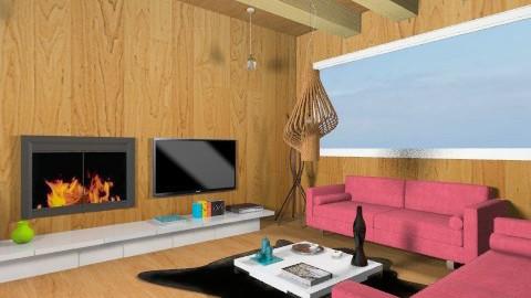 living rooom - Country - Living room  - by ostwany_aboud