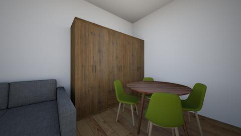 ullo - Living room  - by dzsretta