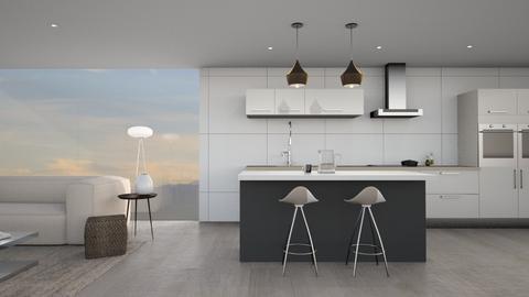 k1 - Kitchen  - by gabriellemae19
