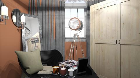 The good times - Retro - Living room - by XxlovedecorationxX