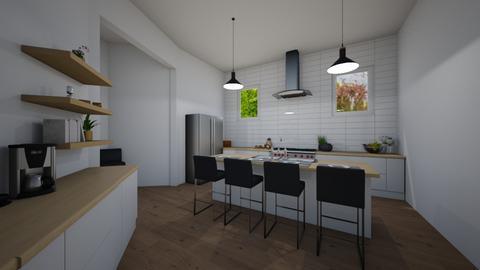 Luxurious Modern Kitchen - Kitchen  - by house17