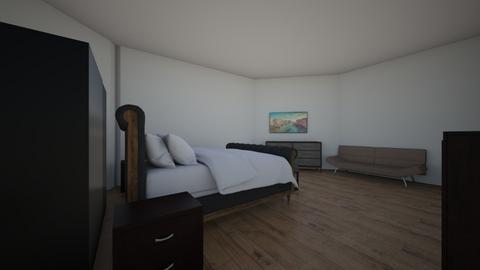 Proyecto el rincon hab - Bedroom  - by elrincon2