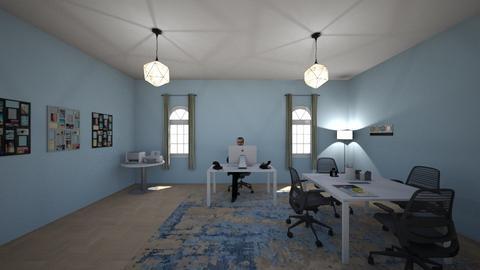 safa - Office  - by safa kaseb