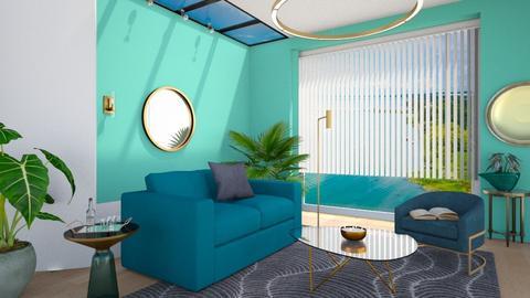 M_ TM - Living room - by milyca8