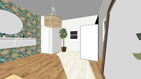 Bathroom Design - Bathroom  - by Camryndez