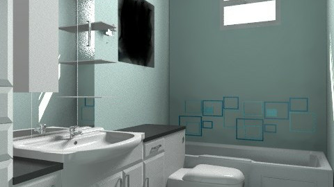 LansBath - Minimal - Bathroom  - by MeAnne