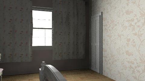 bedroom3 - Vintage - Bedroom  - by sophiedavidson