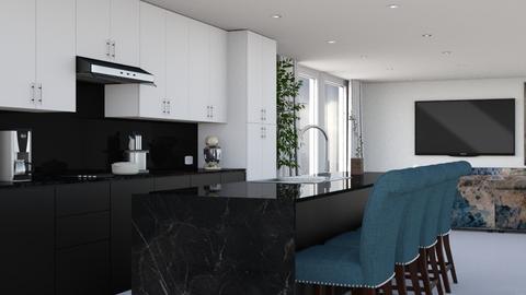 520 - Modern - Kitchen  - by Claudia Correia