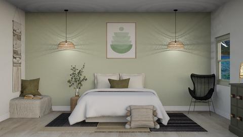 c a l m  - Classic - Bedroom  - by n i n i