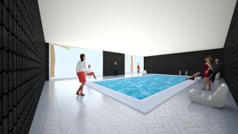 Swimmin pool - by ravioli_megg877