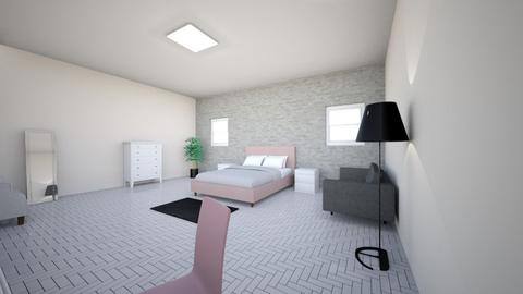master bedroom - by marthaavalos23