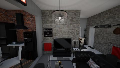 My House  - Vintage - by kostis kkkk