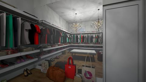 modern walk in closet - Modern - by 46745ssskboe9ubjb s