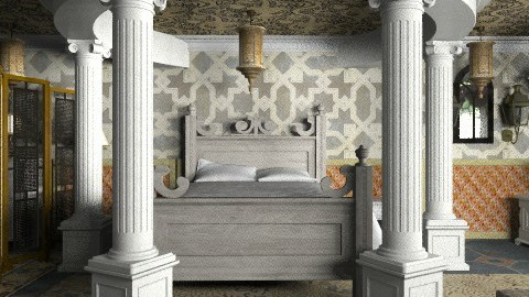 classy - Classic - Bedroom  - by Your well wisher