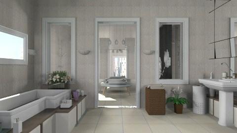 Modbath - Bathroom  - by milyca8