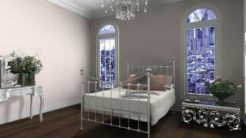 hejjdinlillafis - Vintage - Bedroom  - by jenniferhemberg