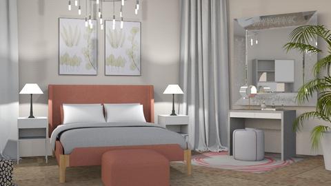 M_ Petra - Bedroom  - by milyca8