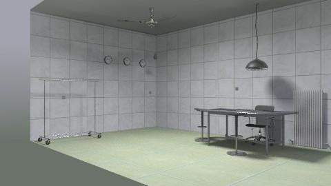 science lab - Retro - by imaginationbureau