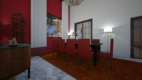 New 555 - Vintage - Dining room  - by decordiva1