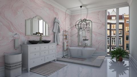 Shabby Chique Bathroom - Bathroom  - by LiveItUp
